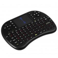 Беспроводная клавиатура с тачпадом i8