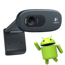 HD камера Skype для Android ТВ приставок Logitech c270