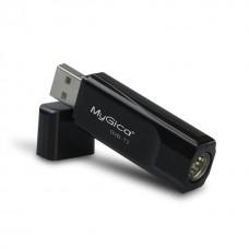 USB тюнер цифрового телевидения DVB-T2 MyGica T230С, арт. 772
