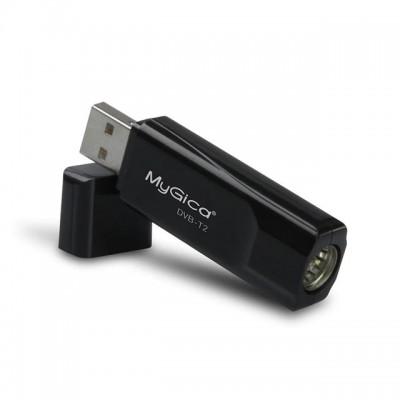 USB тюнер цифрового телевидения DVB-T2 MyGica T230