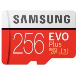 Карта памяти Samsung microSDXC EVO Plus 256GB арт. 646