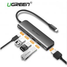 Многофункциональный USB Type-C хаб с HDMI выходом Ugreen, арт.598