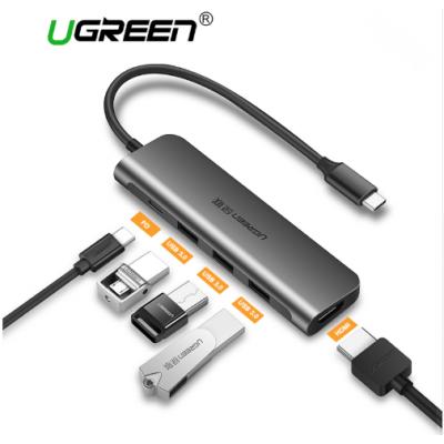 Многофункциональный USB Type-C хаб с HDMI выходом Ugreen