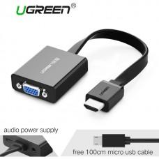 Переходник HDMI на VGA UGreen UG-40248, арт. 491