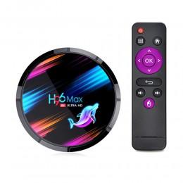 ТВ-приставка H96 Max X3 S905X3 4/64Гб, арт. 1051