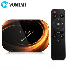 ТВ-приставка Vontar X3 Amlogic S905x3 4/64Гб, арт. 1003