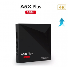 Android 9.0 смарт ТВ приставка A5X plus mini 2/16Гб, арт. 722