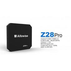 Android Smart ТВ приставка Alfawise Z28pro 1/8Гб, арт. 501