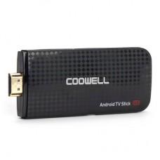 Android Smart ТВ приставка Coowell v5