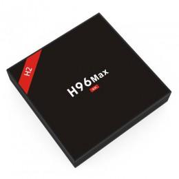 Android 7.1 смарт ТВ приставка H96 MAX - H2 Rockchip RK3328 4/32Гб арт. 537