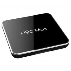 Cмарт ТВ приставка H96 max X2 4/32 Android 8.1 Amlogic S905X2, арт. 765