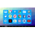 Android смарт ТВ приставка H96 Max Rockchip RK3399 2/16Гб