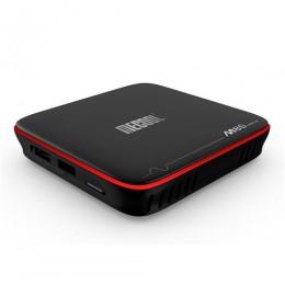 ТВ приставка MECOOL M8S pro W 2/16Гб с голосовым управлением, арт. 583