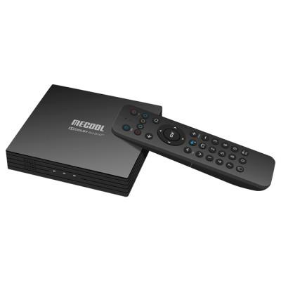 Cмарт ТВ-приставка Mecool KT1 2/16 Гб, DVB-T/T2/C