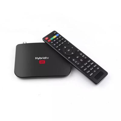 Смарт ТВ приставка MECOOL M8S Plus DVB S2