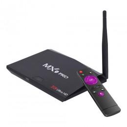 ТВ-приставка MX9 pro Rockchip RK3328 4/32Гб, арт. 835