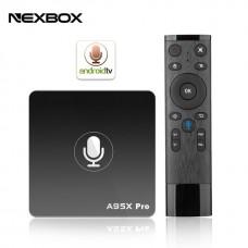 Смарт ТВ приставка NEXBOX A95X Pro 2/16Гб, арт. 577