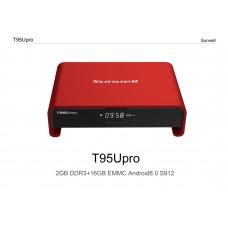 Смарт ТВ приставка Sunvell T95U Pro S912