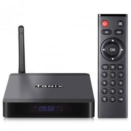 Cмарт ТВ приставка Tanix TX5 max 4/32Гб, арт. 789