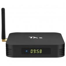 ТВ приставка Tanix TX6, Allwinner H6 4Гб/32Гб, арт. 733