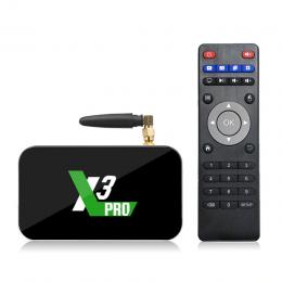 ТВ-приставка Ugoos X3 Pro Amlogic S905X3 4/32Гб, арт. 970