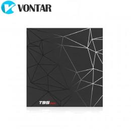 Смарт ТВ приставка Vontar T95 max 4/64 Allwinner H6, арт. 803
