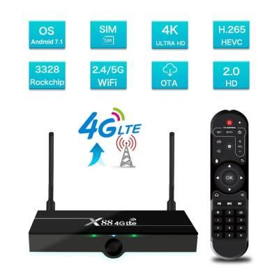 ТВ-приставка Vontar X88 4G Lte