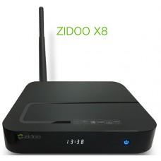 Android Smart ТВ приставка ZIDOO X8