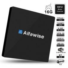 Android Smart ТВ приставка Alfawise S92