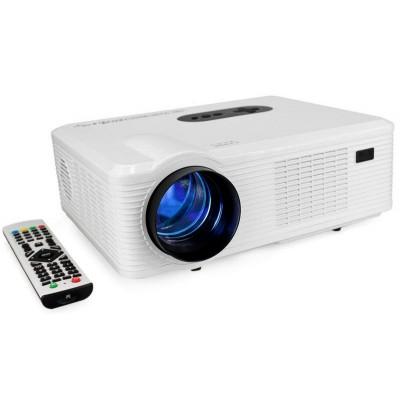 HD Видеопроектор Excelvan CL720D белый