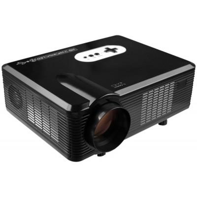 HD Видеопроектор Excelvan CL720D черный