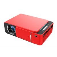 LED ТВ проектор Everycom T6A Wi-Fi красный, арт. 881