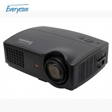 Мультимедийный проектор Everycom x9 plus WiFi Android, арт. 407