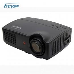Видеопроектор Everycom x9 черный