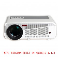 HD проектор Everycom LED86 plus 5500L WiFi Android