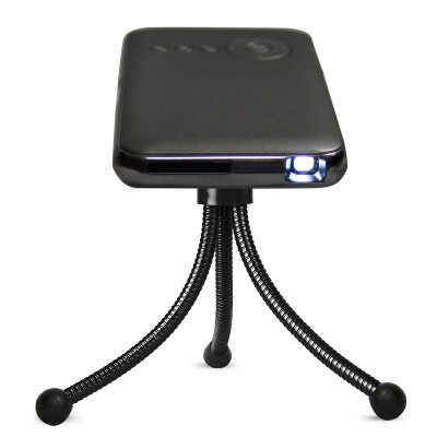 Портативный WiFi DLP проектор Everycom S6 plus Android OS 32Гб, серый