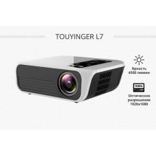Full HD LED проектор Touyinger L7A WiFi, арт. 901