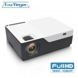 Full HD LED проектор Touyinger M18 AC3, арт. 843