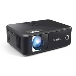 LED проектор Touyinger X21A черный, арт. 1248
