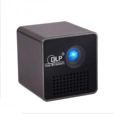 Портативный DLP проектор Unic P1 черный