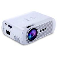 LED ТВ проектор Everycom X7S белый