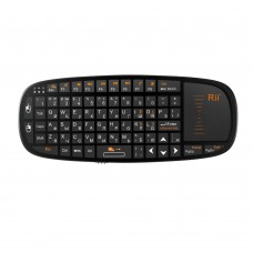 Беспроводная клавиатура Rii mini i10 с тачпадом