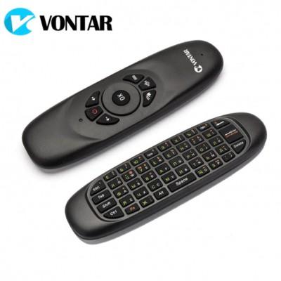 Беспроводной пульт с клавиатурой Vontar C120