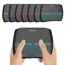 Беспроводная клавиатура с тачпадом Vontar D8 арт. 714