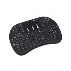 Беспроводная клавиатура с тачпадом Vontar i8, арт. 392
