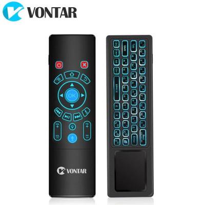 Беспроводной пульт с клавиатурой Vontar T8