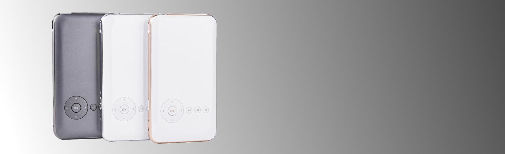Портативный умный проектор Everycom S6 plus Android OS