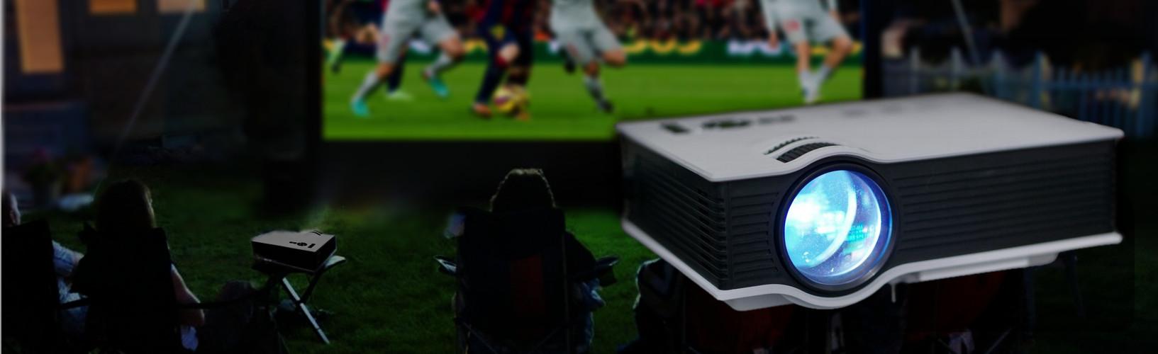 Видеопроектор Unic UC40