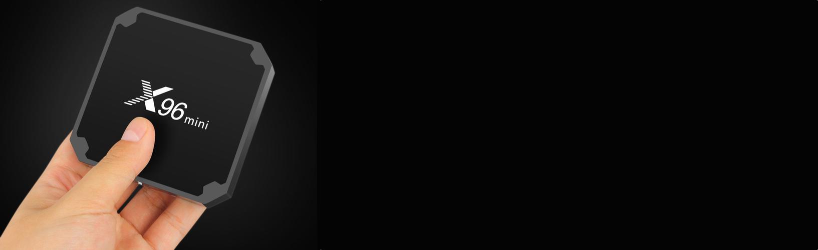 ТВ приставка X96 MINI Amlogic S905W 2/16Гб