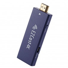 ТВ-приставка EZCast 4K WiFi дисплей